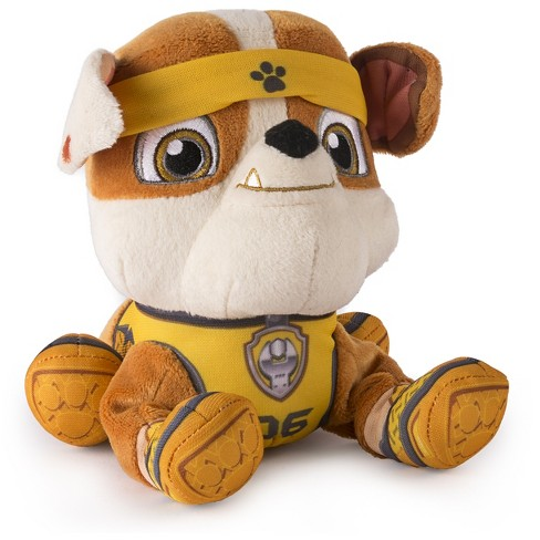 "Paw Patrol - 8"" All Stars Plush - Rubble - image 1 of 1"