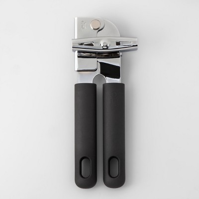 Stainless Steel Can Opener with Soft Grip - Made By Design™