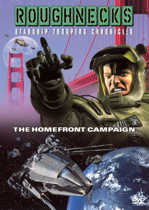 Roughnecks:Starship troopers - homefr (DVD) - image 1 of 1
