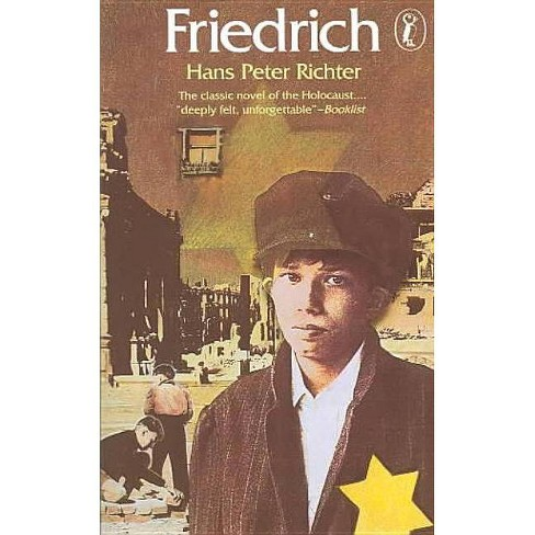 Friedrich - by  Hans Peter Richter (Hardcover) - image 1 of 1