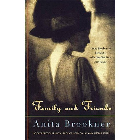 Family and Friends - (Vintage Contemporaries) by  Anita Brookner (Paperback) - image 1 of 1