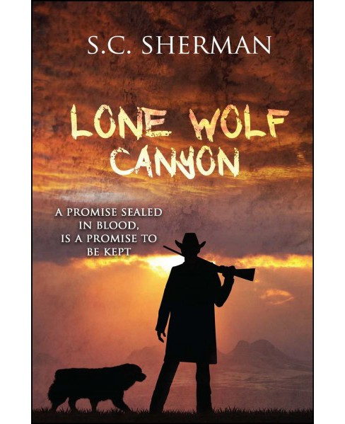 Lone Wolf Canyon (Paperback) (S.c. Sherman) - image 1 of 1