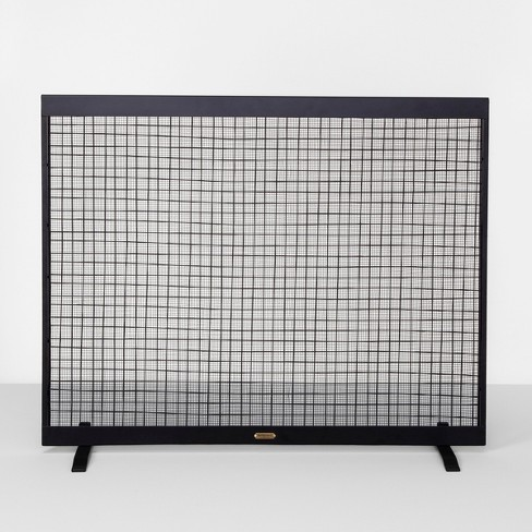 Fireplace Screen Hearth Hand With Magnolia