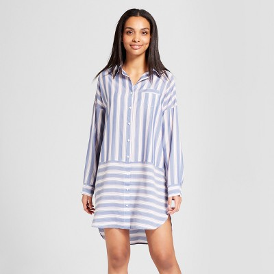 Women's Nightgown - Gilligan & O'Malley™ Blue Willow S