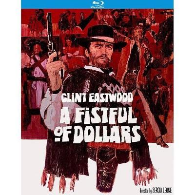 A Fistful Of Dollars (Blu-ray)(2018)