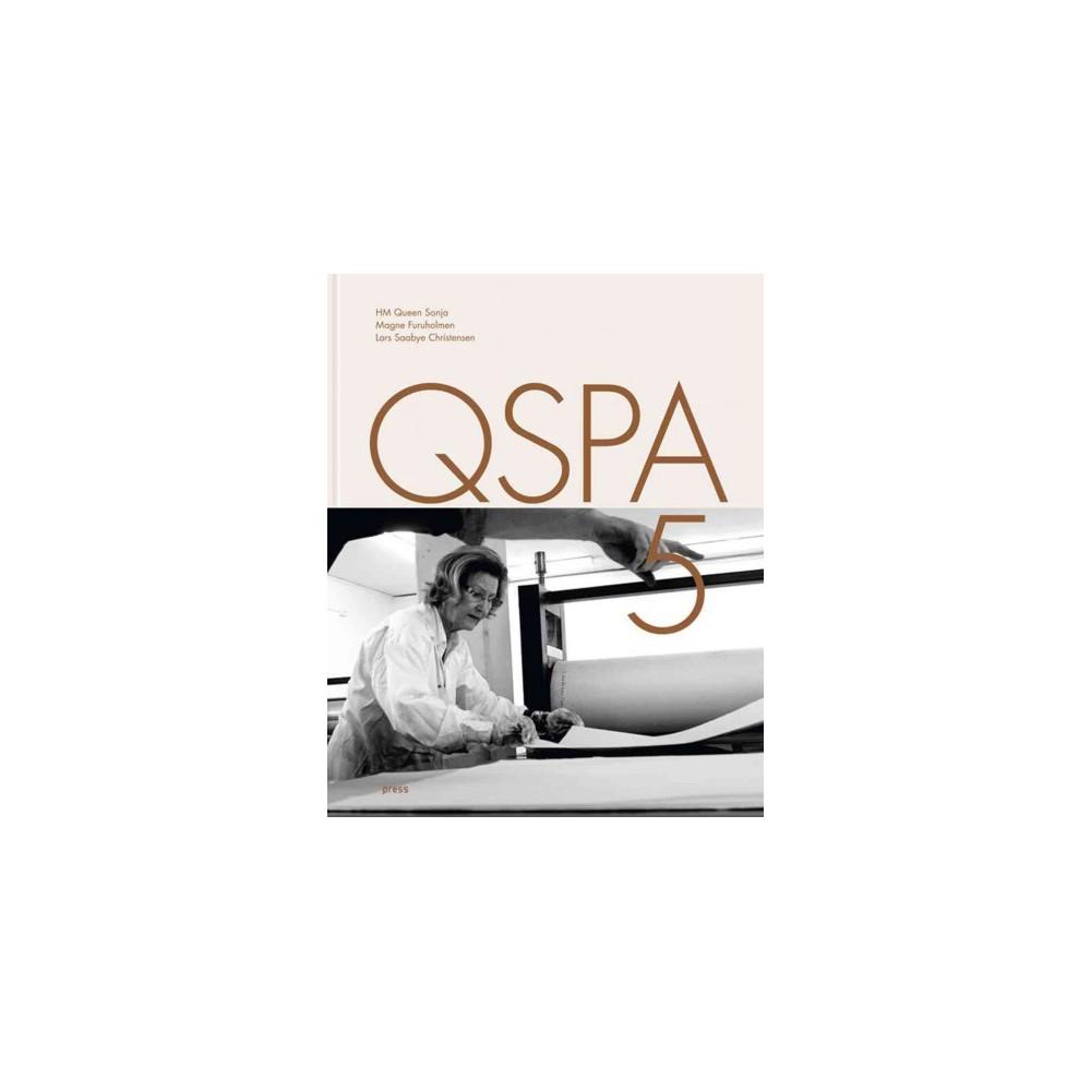 Qspa 5 : The Queen Sonja Print Award (Hardcover) (Magne Furuholmen)