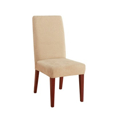 Dining Chair Slipcover Tan - Sure Fit