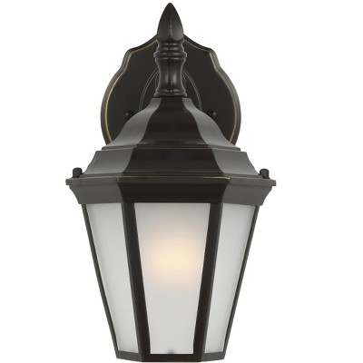 Generation Lighting Bakersville 1 light Heirloom Bronze Outdoor Fixture 89937-78