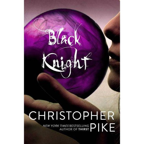 Black Knight - (Witch World) by  Christopher Pike (Hardcover) - image 1 of 1