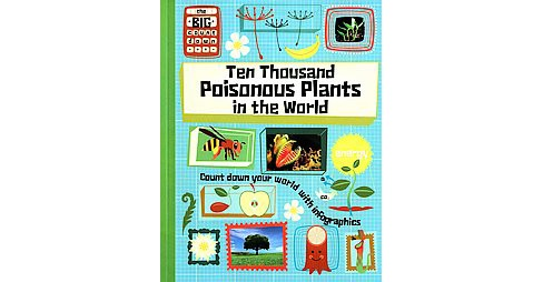 Ten Thousand Poisonous Plants in the World (Paperback) (Paul Rockett) - image 1 of 1