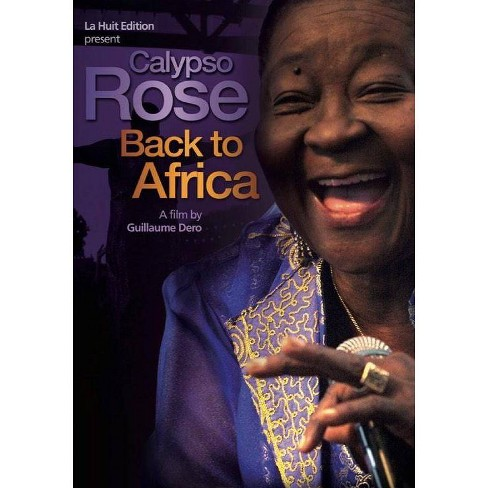Calypso Rose: Back to Africa (DVD) - image 1 of 1