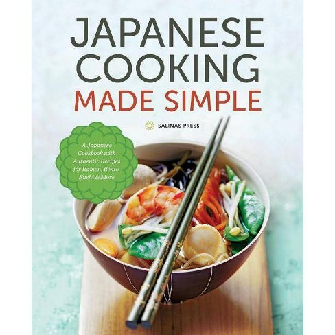 Japanese Cooking Made Simple - (Paperback) - image 1 of 1