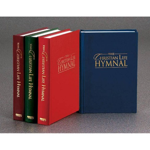 The Christian Life Hymnal - by  Hendrickson Publishers (Hardcover) - image 1 of 1