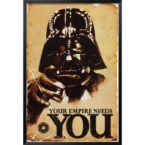 Art.com - Star Wars - Your Empire Needs You - image 1 of 2