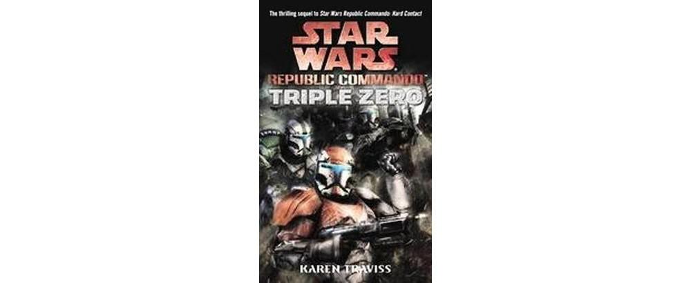Star Wars Republic Commando Triple Zero (Paperback) (Kare...