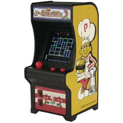 Super Impulse Tiny Arcade Miniature Video Game | Burger Time