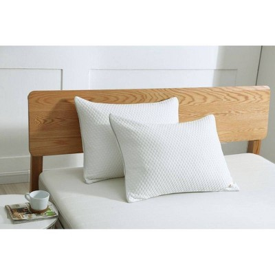 King 2pk Cool Knit Bed Pillow - St. James Home