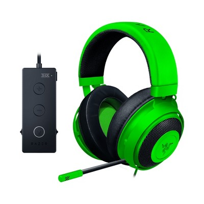 Razer Kraken Tournament Edition Gaming Headset - THX Spatial Audio - Green