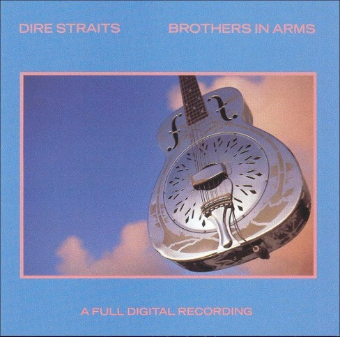 Dire straits - Brothers in arms (CD) - image 1 of 8
