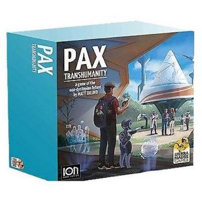 Pax - Transhumanity Board Game