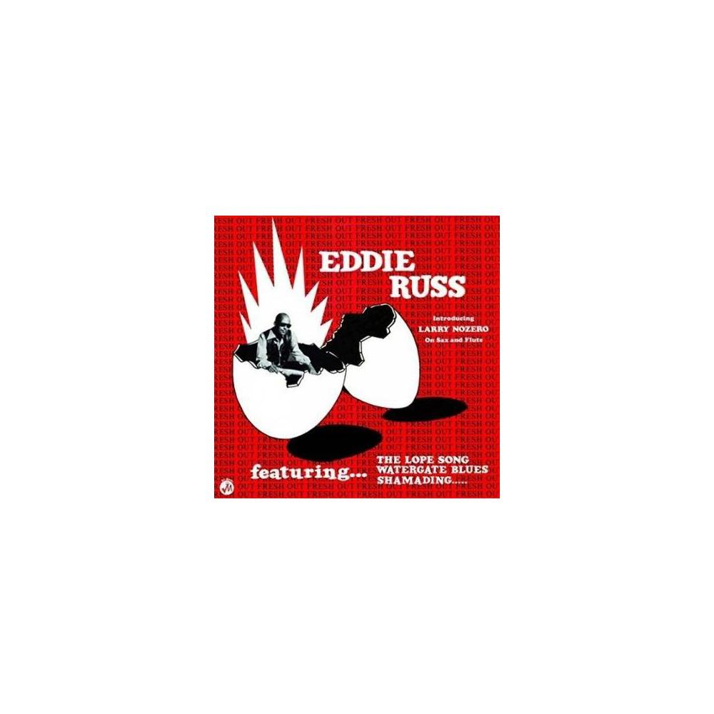 Eddie Russ - Soul Jazz/Eddie Russ:Fresh Out (Vinyl)