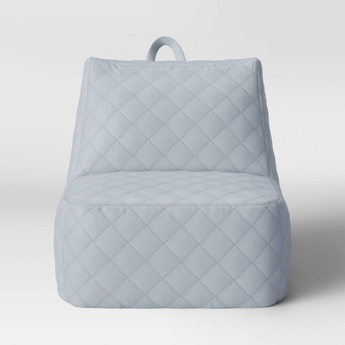 Wondrous Kids Lounge Chair Gray Pillowfort Inzonedesignstudio Interior Chair Design Inzonedesignstudiocom