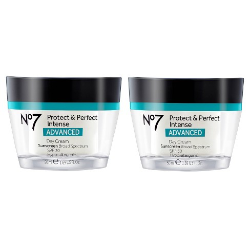 No7 Protect & Perfect Intense Advanced Day Cream - 2ct - image 1 of 4