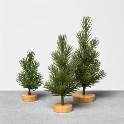 3ct Mini Trees - Hearth & Hand™ with Magnolia
