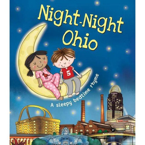 Night-Night Ohio - by  Katherine Sully (Board_book) - image 1 of 1