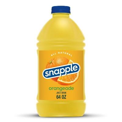 Snapple Orangeade Juice Drink - 64 fl oz Bottle