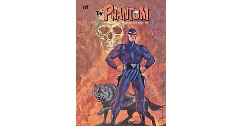 The Phantom the Complete Series (Hardcover) - image 1 of 1