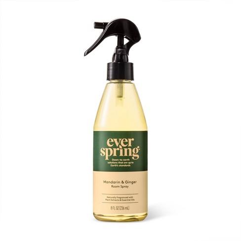 Mandarin & Ginger Room Spray - 8 fl oz - Everspring™ - image 1 of 3