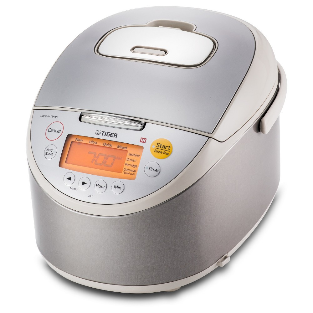 Image of Tiger 10 Cup Induction Heating Rice Cooker