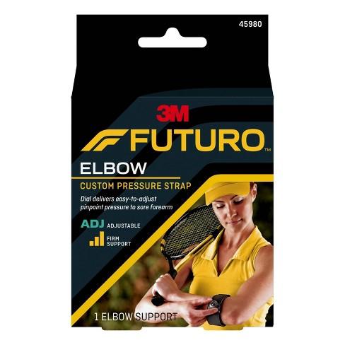FUTURO Custom Pressure Elbow Strap Adjustable size - 1ct - image 1 of 4