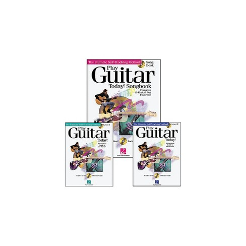 Hal Leonard Play Guitar Today Pack (Book/CD) - image 1 of 1