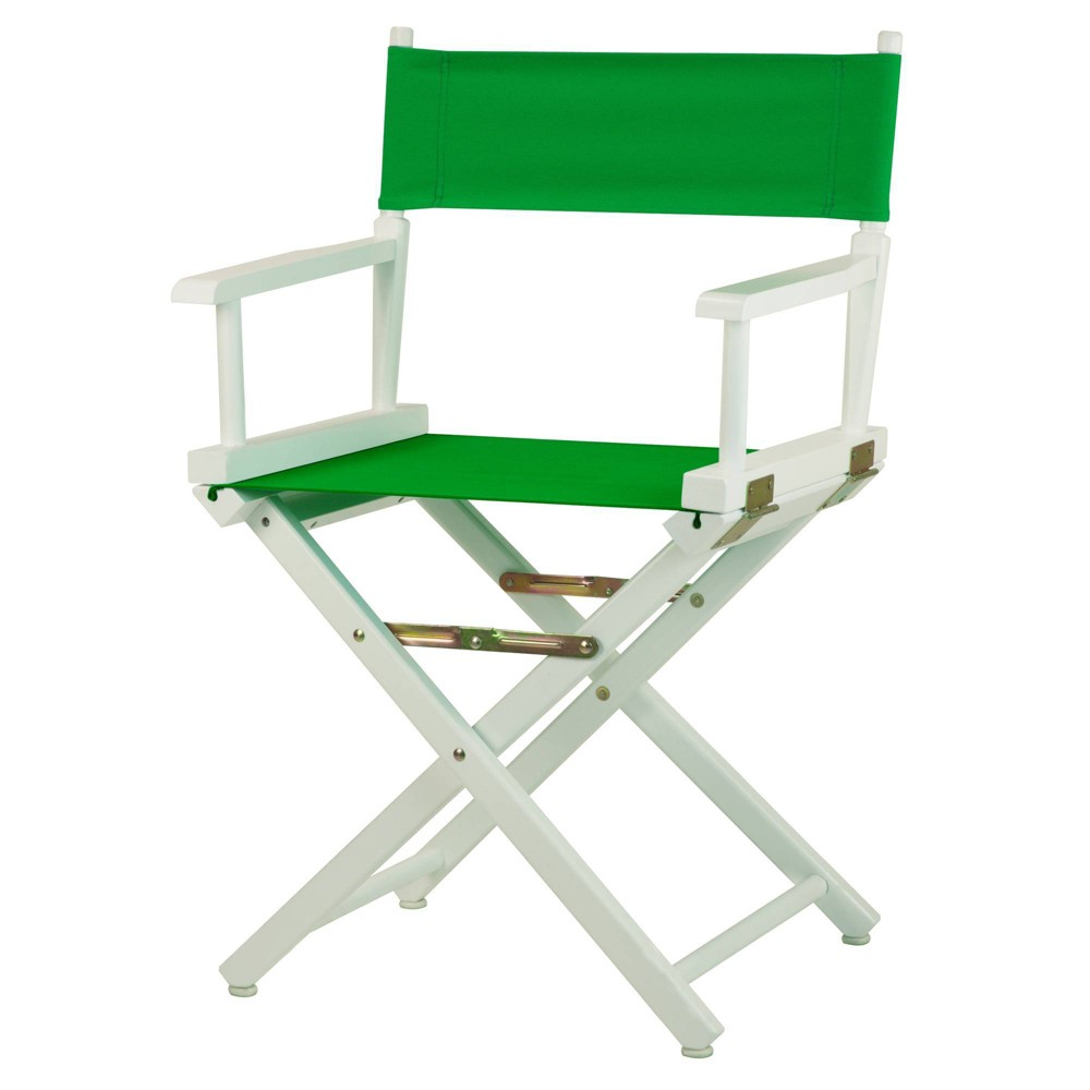 Green White Frame Director 39 S Chair