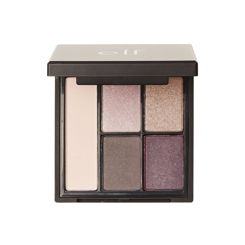 Image of e.l.f. Clay Eyeshadow Palette Saturday Sunsets - .26oz