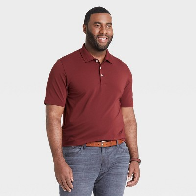 Men's Short Sleeve Performance Polo Shirt - Goodfellow & Co™