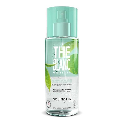 Solinotes Women's Body Spray - White Tea - 8.45 fl oz