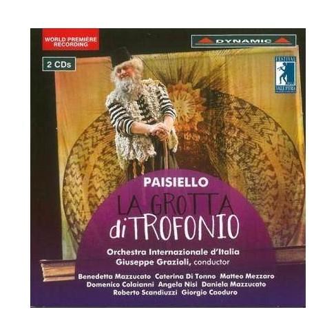 Orchestra Internazionale D'Italia - Paisiello: La Grotta Di Trofonio (CD) - image 1 of 1