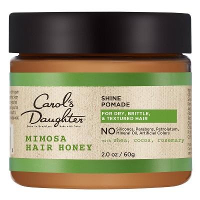 Carol's Daughter Mimosa Hair Honey Shine Pomade for Dry Hair - 2oz