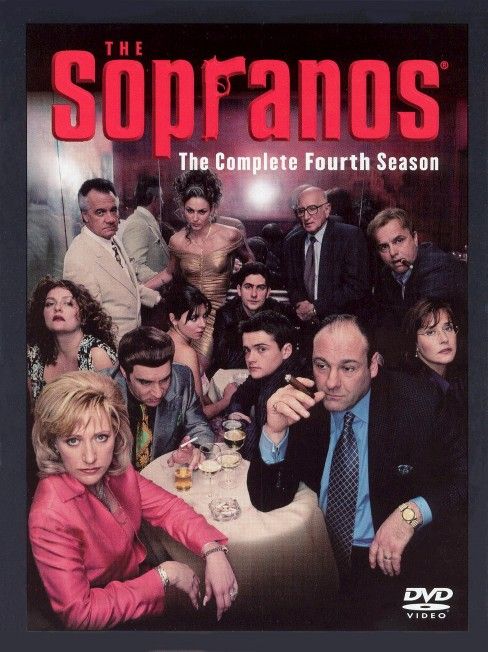The Sopranos: The Complete Fourth Season [4 Discs] - image 1 of 1
