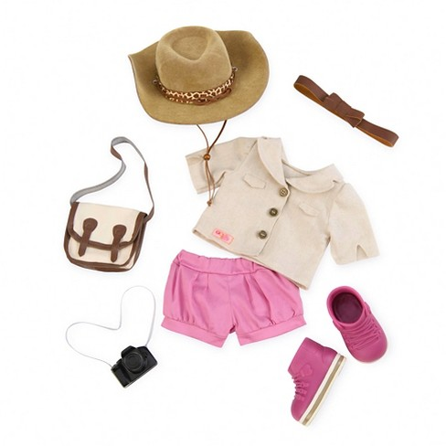 Our Generation® Deluxe Outfit - Safari Ready™ - image 1 of 4