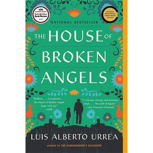 The House of Broken Angels - by  Luis Alberto Urrea (Paperback) - image 1 of 1