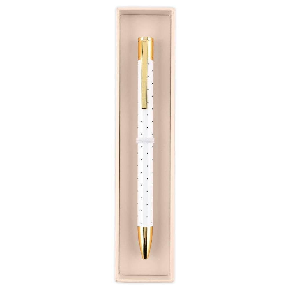 Image of 1ct Ballpoint Retractable Pen Black - Sugar Paper Essentials
