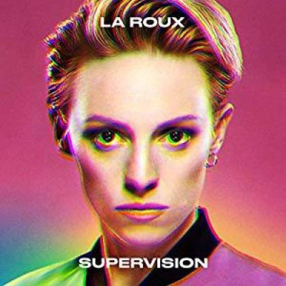 La Roux Supervision Vinyl