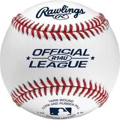 Rawlings 14U Single Ball - White