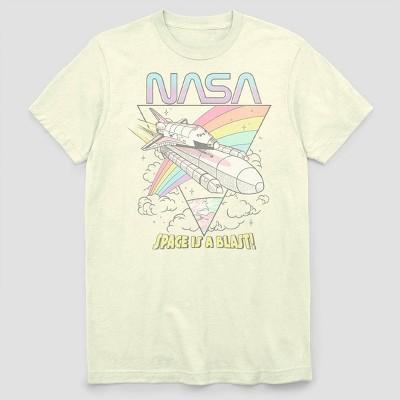 Men's NASA Space is a Blast Short Sleeve Crewneck T-Shirt