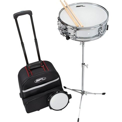 Sound Percussion Labs Snare Drum Kit with Rolling Bag 14 x 4 in. - image 1 of 4
