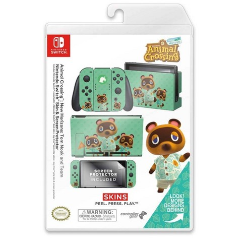 Animal Crossing New Horizon Tom Nook And Team Skin And Screen